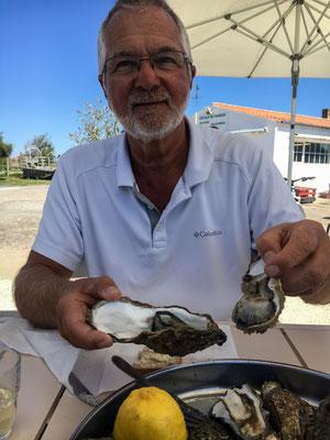 Ile de Re - doch nochmal Austern