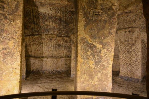 Die Grabkammer