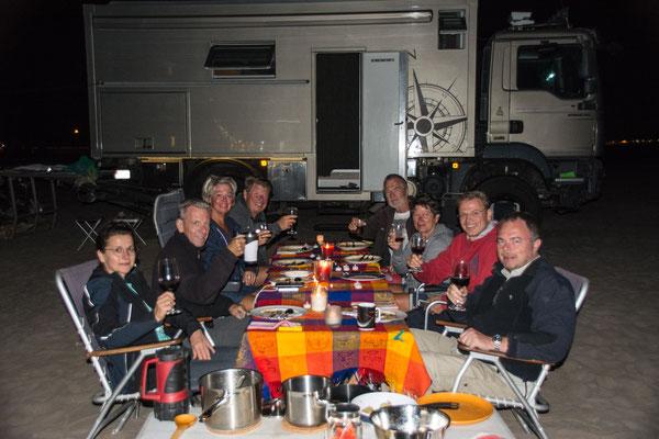 Weihnachten mi Reisefreunden / Celebrating Christmas with travel friends