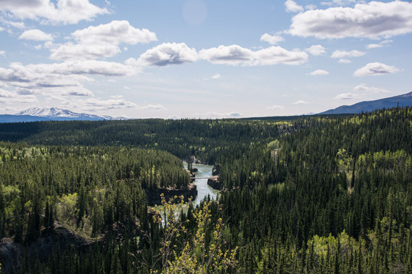 Whitehorse, Mile Canyon