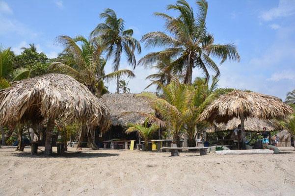 Beach bar Casa Grande