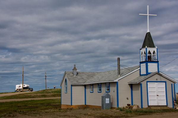 Kirche in Tuktoyaktuk