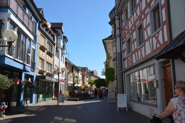 Radolfzell at lake Konstanz