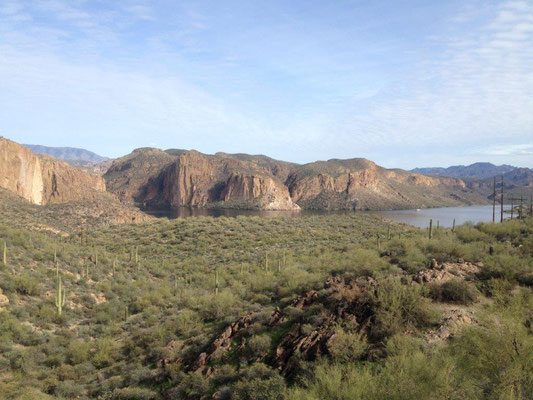 On the Apache Trail