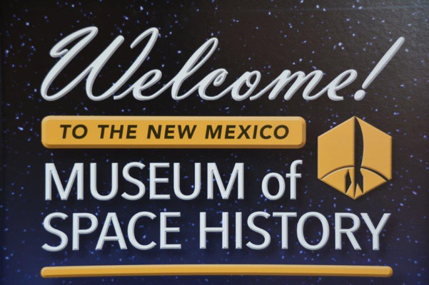 Space history museum