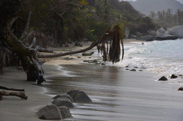 Fast wie auf den Seychellen