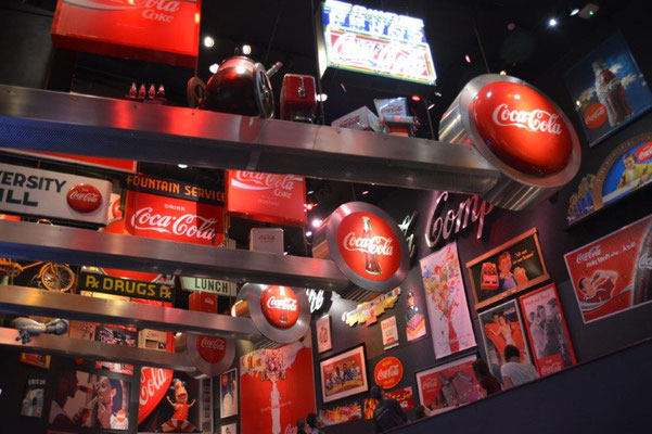 Atlanta - World of Coca Cola