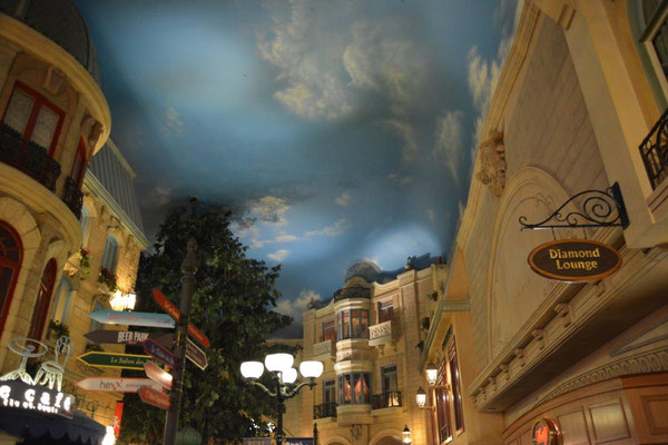 Im Hotel Venetian