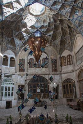 Im Bazar in Kashan
