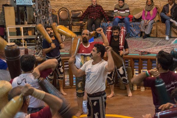 Fitness auf Iranisch