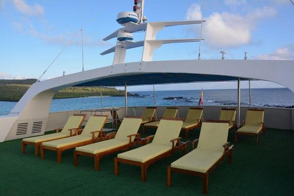 our sun deck