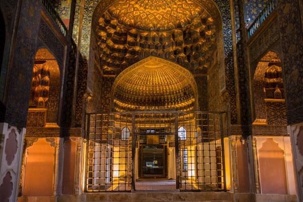 Mausoleum in Arbadil