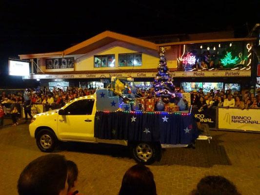 Umzug in Santa Elena