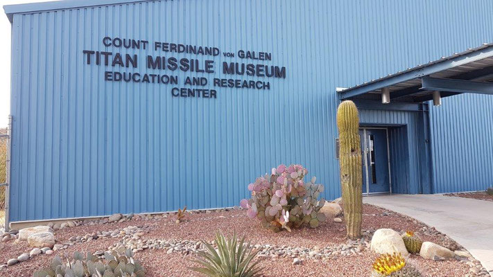Titan Missile Museum in Tucson