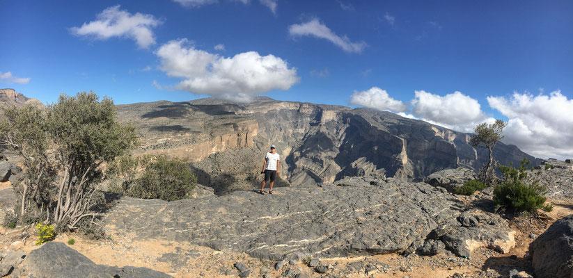 Grand Canyon of Oman