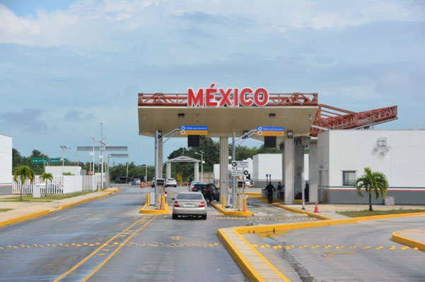 Willkommen in Mexiko