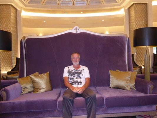 Im Graceland Hotel in Memphis