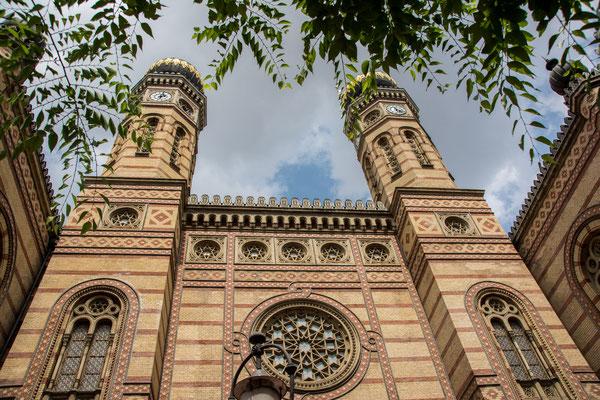 Budapest - Synagoge
