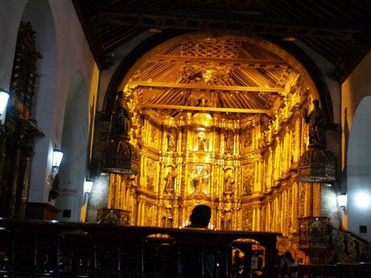 Kathedrale Bogota