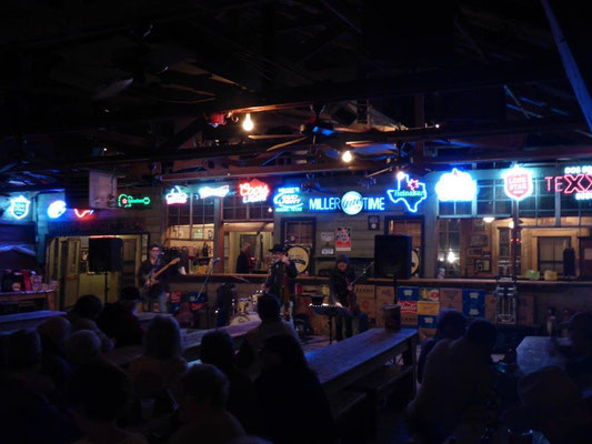 Hillcountry - Dance Hall in Gruene