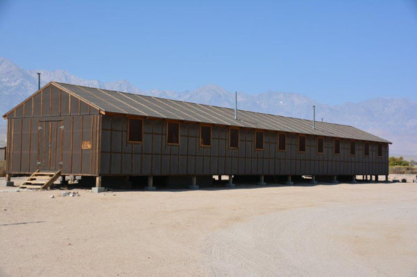 War Relocation Center