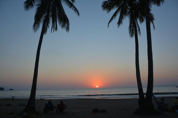 Chacala Beach - Beautiful sunsets
