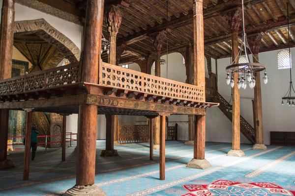 Holzmoschee in Beysehir