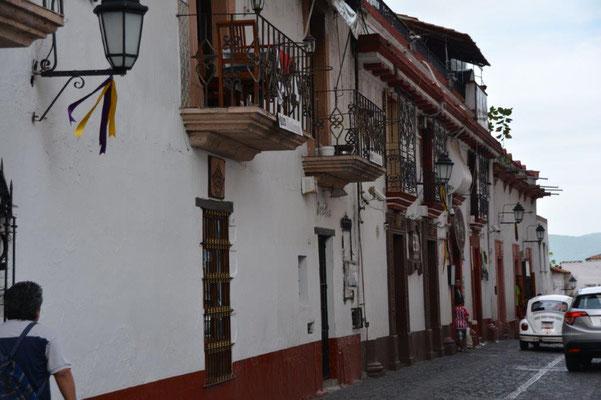 Die Silberstadt Taxco