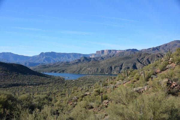 Unterwegs auf dem Apache Trail