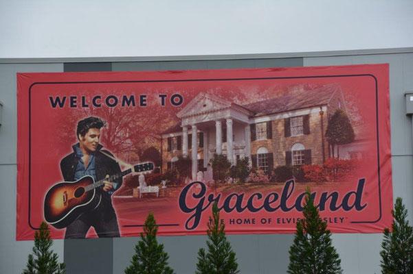 Elvis Town - Graceland