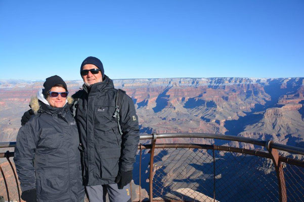 Grand Canyon im Winter