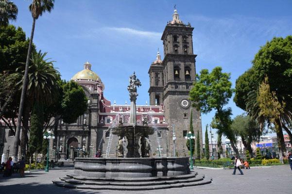 Puebla - Die Kathedrale