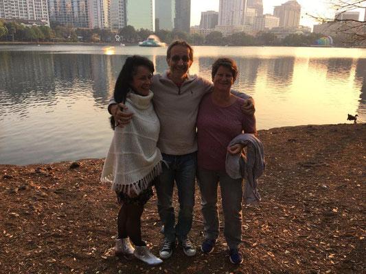 Besuch bei Christian & Yolanda