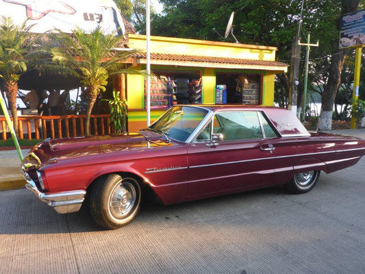 Gesehen in Catemaco, nicht in Kuba