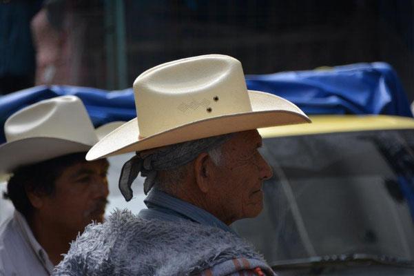 Traditionelle Kopfbedeckung