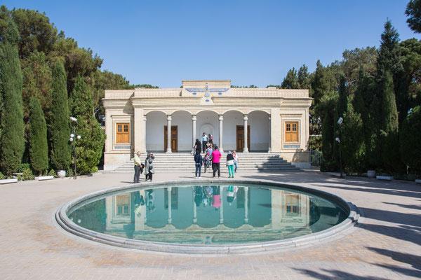 Zoroastrier Tempel