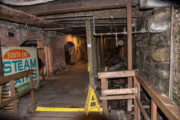 Seattle - Underground Tour