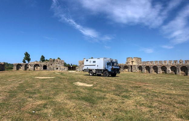 Festung Bashtova