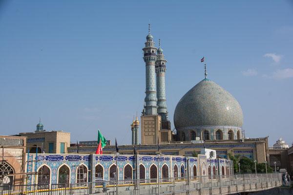 Grabstätte von Fatima