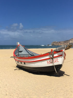 Beach in Nazare