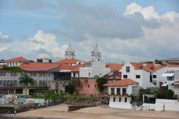 The old town - Casco Viejo