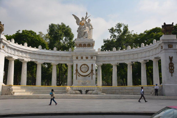 Sightseeing Tour in Mexico-City