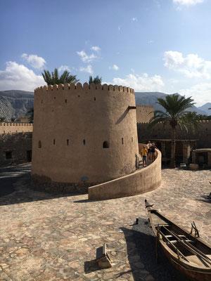 Fort in Kashab