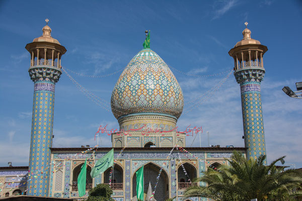 Pilgerstätte Seyed-Aladin-Hoseyn