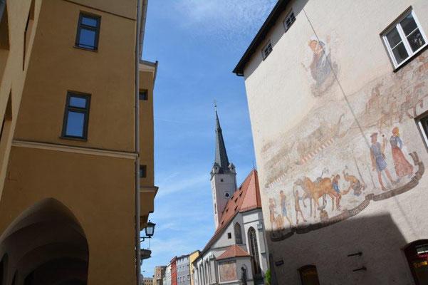 Wasserburg bei München