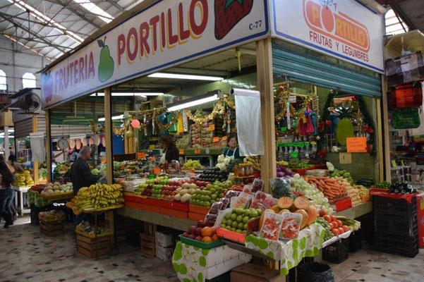 Market in Mazatlan