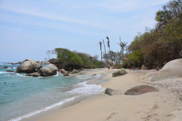 Nationalpark Tayrona
