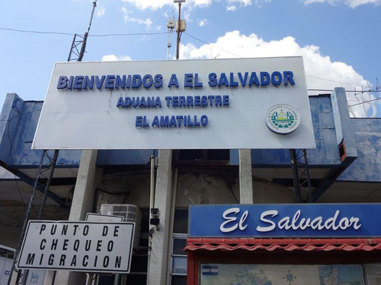 Welcome to El Salvador
