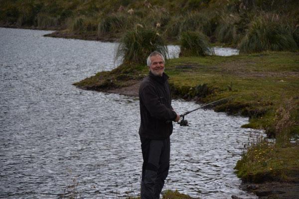 Lagoon Mojanda