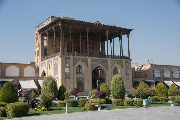 Qapu Palast